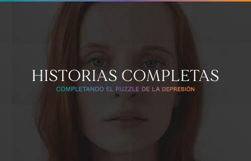 HISTORIAS COMPLETAS Completando el puzzle de la depresión