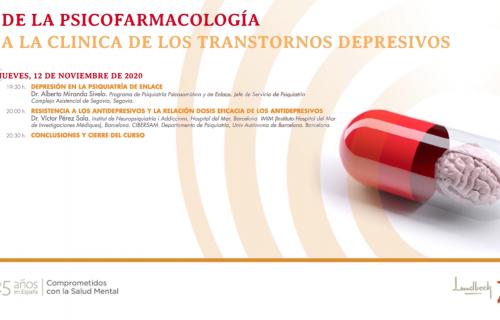 De la psicofarmacología a la clínica de los trastornos depresivos