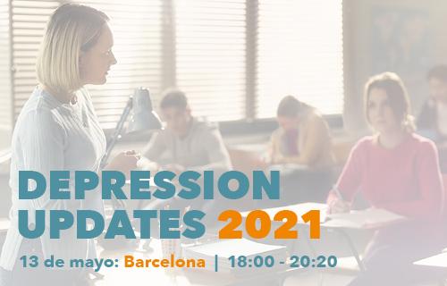 DEPRESSION UPDATES 2021 BARCELONA