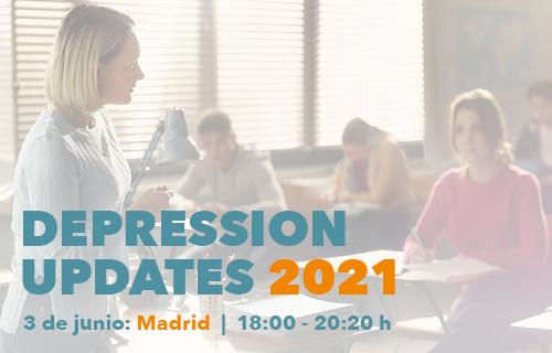 DEPRESSION UPDATES 2021 MADRID