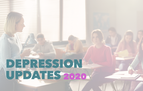 Depression Updates Psiquiatría 2020